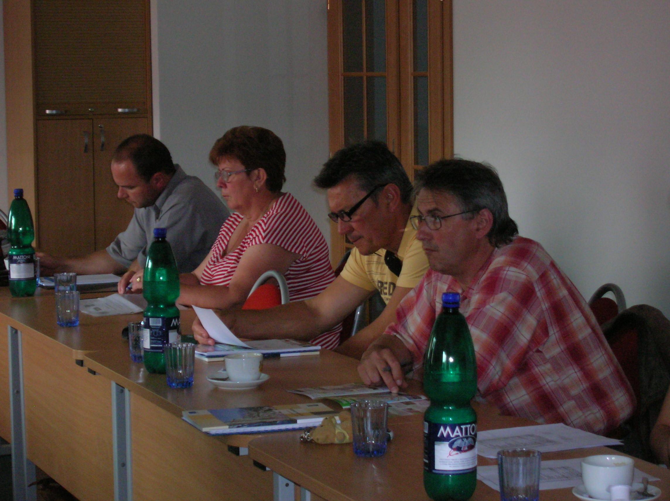 Zasedání výběrové komise