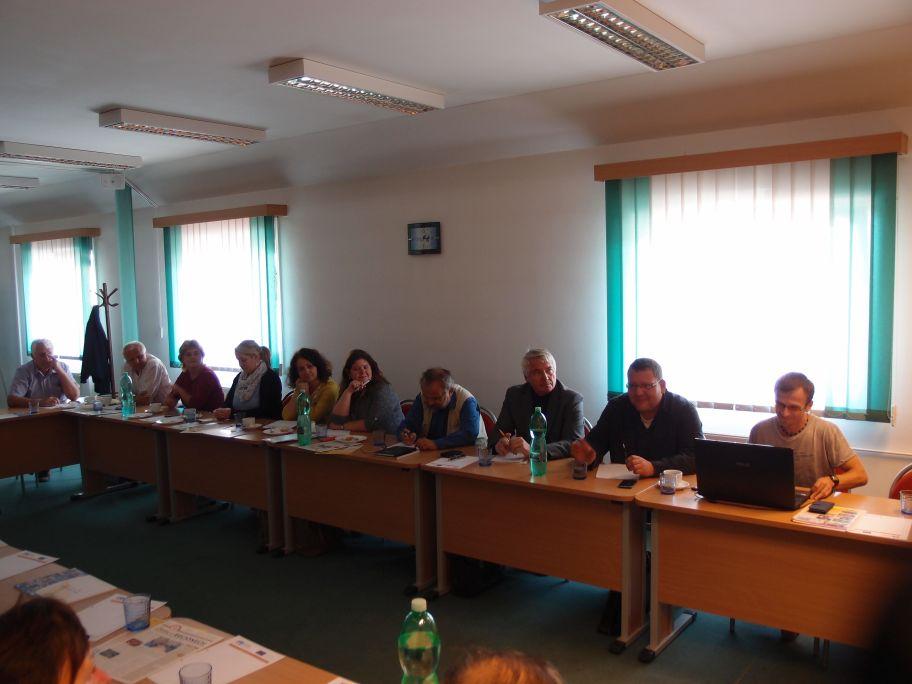 Diskuse u kulatého stolu OP Zaměstnanost